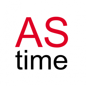 AStime logo